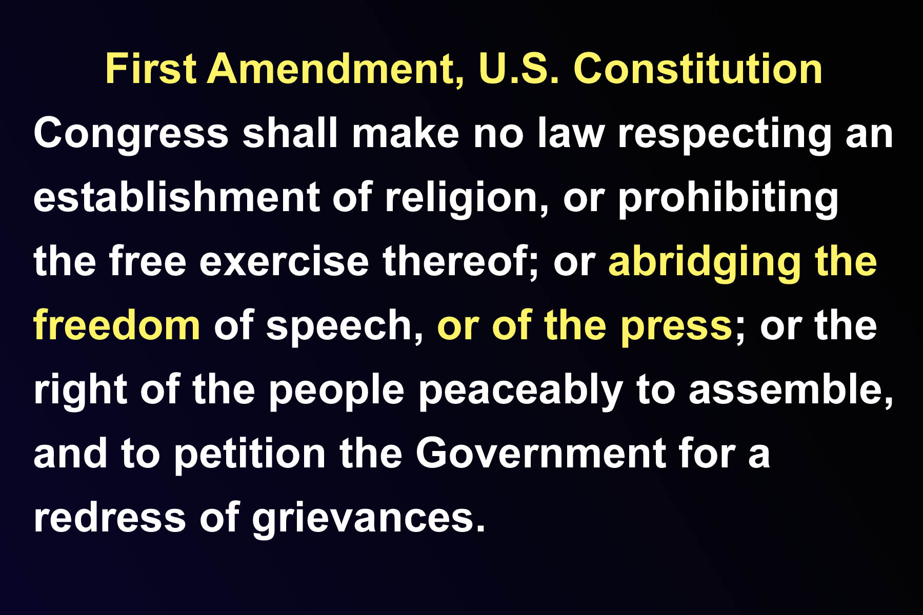 1st amendment Y indicates that state ratified amendment n  indicates that state rejected amendment y (‡) indicates that state ratified amendment after first rejecting it y (×) indicates that state ratified amendment, later rescinded that ratification, but subsequently re-ratified it.